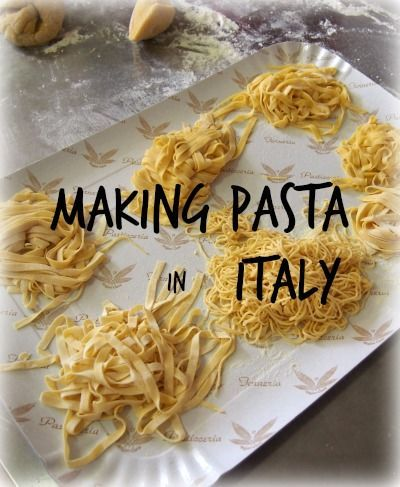 Cooking Class for Kids in Italy. Making Pasta.  Cooking classes are great for homeschooled kids, for all kids. The lunch the children produced during our week in Umbria was amazing!