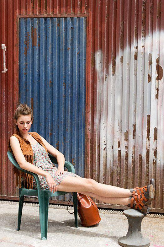 Las 25 mejores ideas sobre vestido con botines en pinterest y m s botines de tobillo botines - Mi armario de la tele ...