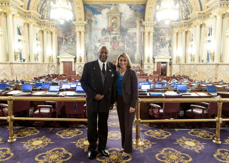 PA State Rep. Rosemary Brown, J.T. Carter on The House