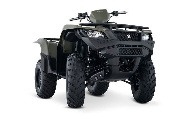New 2017 Suzuki KINGQUAD 750AXI POWER STEERING ATVs For Sale in Oklahoma. In 1983, Suzuki introduced the world's first 4-wheel ATV. Today, Suzuki ATVs are everywhere. From the most remote areas to the most everyday tasks, you'll find the KingQuad powering a rider onward. Across the board, our KingQuad lineup is a dominating group of ATVs. The 2017 KingQuad 750AXi Power Steering is Suzuki's most powerful and technologically advanced ATV. Abundant torque developed by the 722cc fuel-injected…