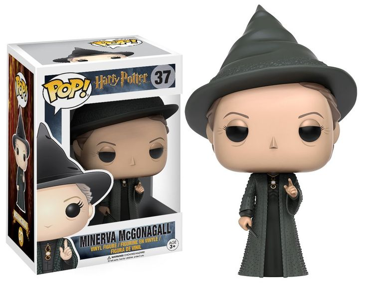 Pop! Movies: Harry Potter - #37 Minerva McGonagall                                                                                                                                                                                 More