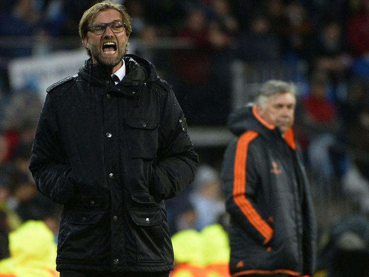 Klopp: Terlalu mudah bagi Madrid