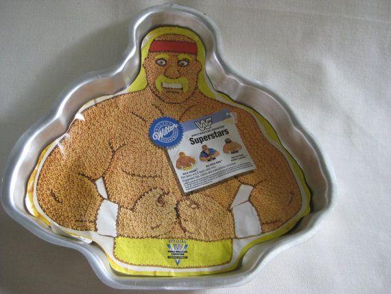 Wilton Hulk Cake Pan