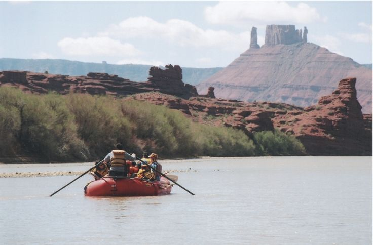 Share a relaxing day of breathtaking scenery as you experience mild Colorado River rafting through the world famous Castle Valley and Fisher Towers.