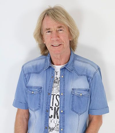 Rick Parfitt. Photo copyright Christie Goodwin, all rights reserved