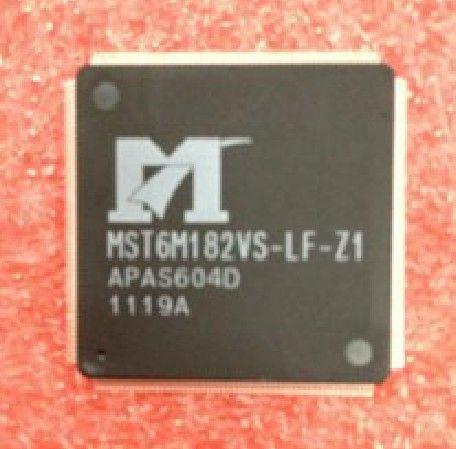 10 шт. MST6M182VS-LF-Z1 QFP пакет ] [ жк-дисплей телевизор жк-чип тв-декодер
