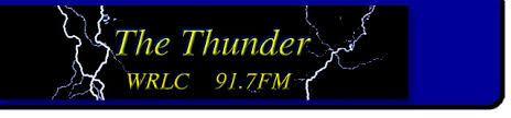 WRLC aka The Thunder serves the community of Williamsport, Pennsylvania