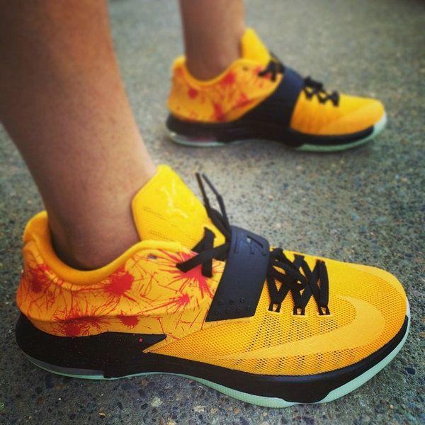 sale retailer 5aa48 d0ea4 KD 7 VII ID Bruce Lee   KD 7   Kd 7, Bruce lee, Popular sneakers