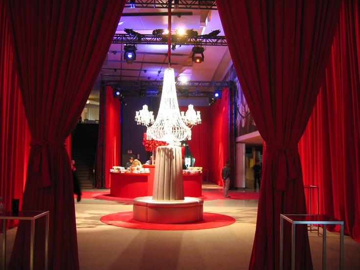 Corporate events at the Sony Centre - Reception in the main lobby. #event #venue #Toronto