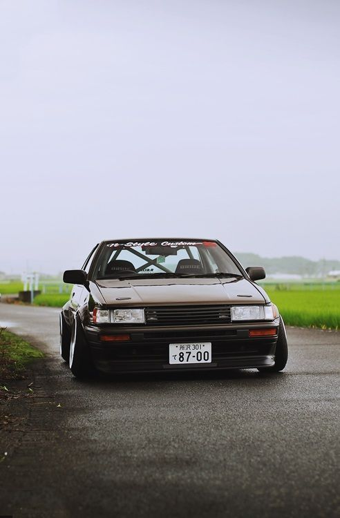 toyota ae85 | classic cars edit low jdm vertical toyota