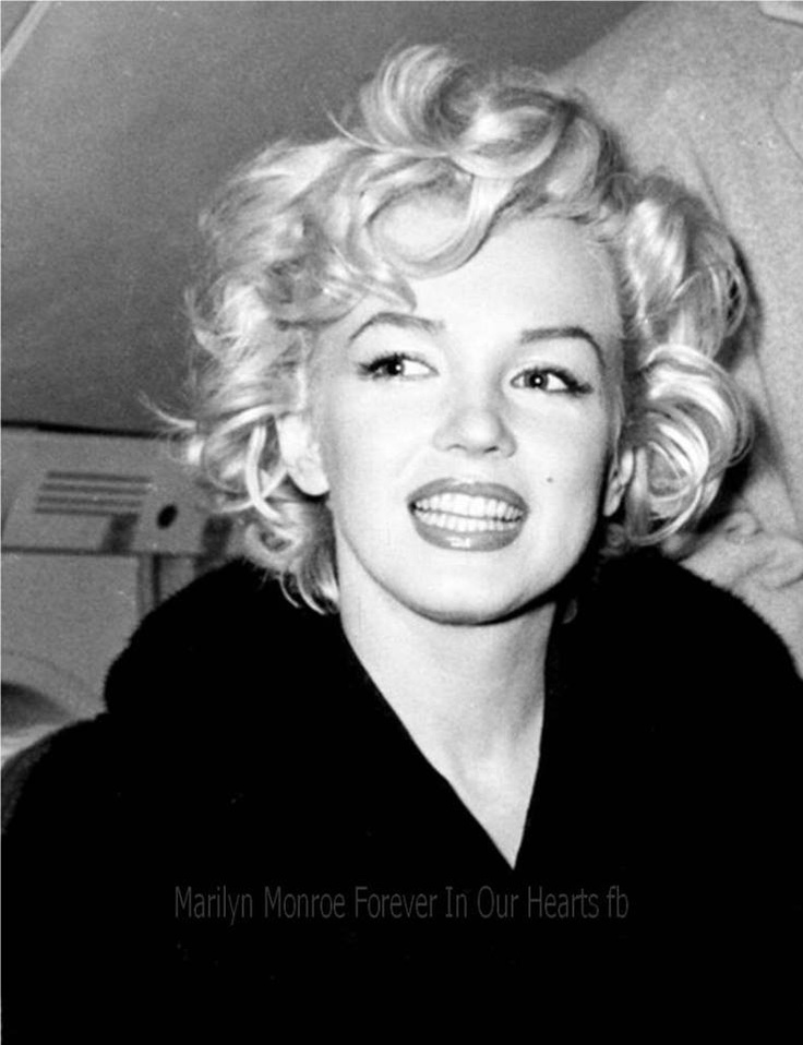 Marilyn Monroe (Los Angeles, 1926-1962). American actress, model, and singer, who became one of the most important icons of her time, starring in a number of successful motion pictures during the 50s and early 60s. She had her first leading role in Don't Bother to Knock (1952). Ranked as the sixth-greatest female star of all time by the American Film Institute. Among others awards, she won two Golden Globe Awards, and a Donatello Award.