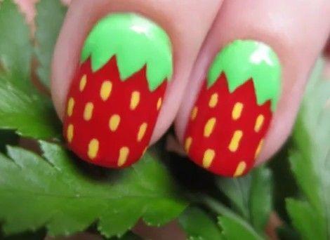 20 Cute Nail Polish Design Ideas