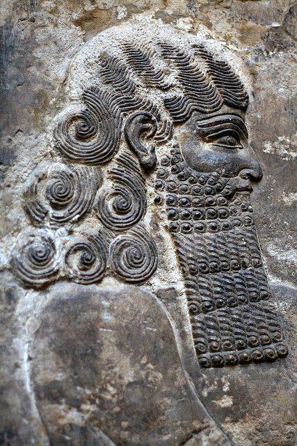Sennacherib, Nineveh, Iraq. Some say that Sennacherib, not Nebuchadnezzar, has been proven to be the king who built the Hanging Gardens at Nineveh, not Babylon.