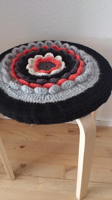 Crochet seet