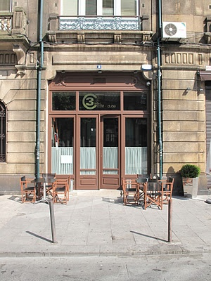 Clube 3C, Porto  Projeto da autoria da arquiteta Paula Tinoco, Gaape.  Gaape - Arquitectura, Planeamento e Engenharia: Arquitetura (Edificios comerciais / públicos)
