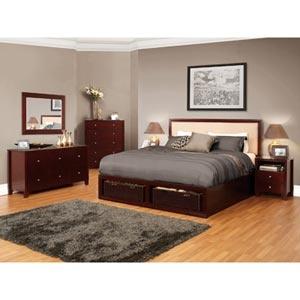 1000 Images About Dark Wood Bedroom Sets On Pinterest Dark Wood Bedroom Platform Beds And