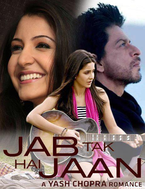 'Jab Tak Hai Jaan' HD Official Trailer- SRK, Anushka & Katrina Kaif Together