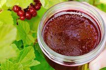 Red Currant Jelly Doing it today! http://foodpreservation.about.com/od/Preserves/r/Red-Currant-Jelly-Recipe.htm
