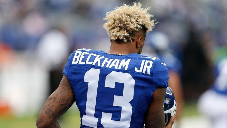 Odell Beckham Says He Was Given 6–8 Week Timeline for Ankle Injury