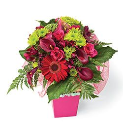 Birthday flowers and gifts: 'Dancing Queen'