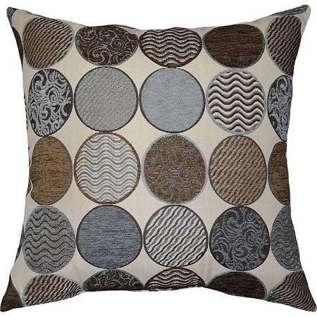 Kohl s Spectator Circle Throw Pillow (Blue) Area Rugs and Pillows Pinterest Area rugs ...