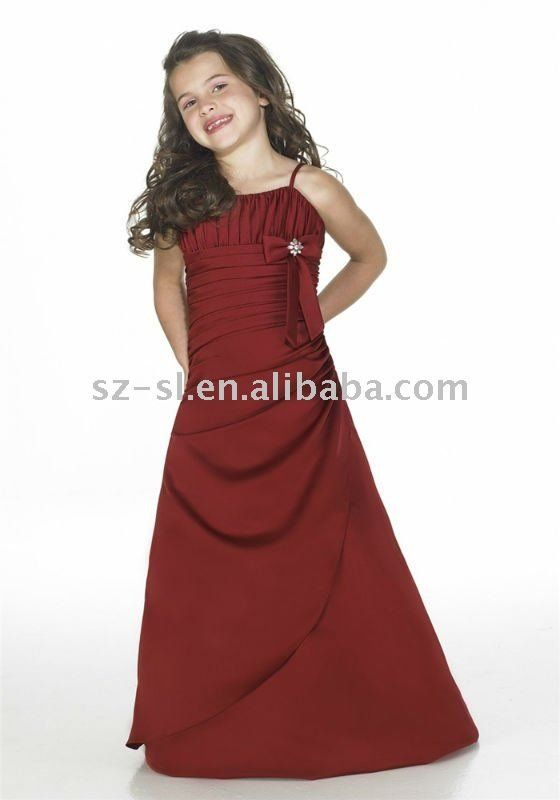 bridesmaid dresses for 9 year olds