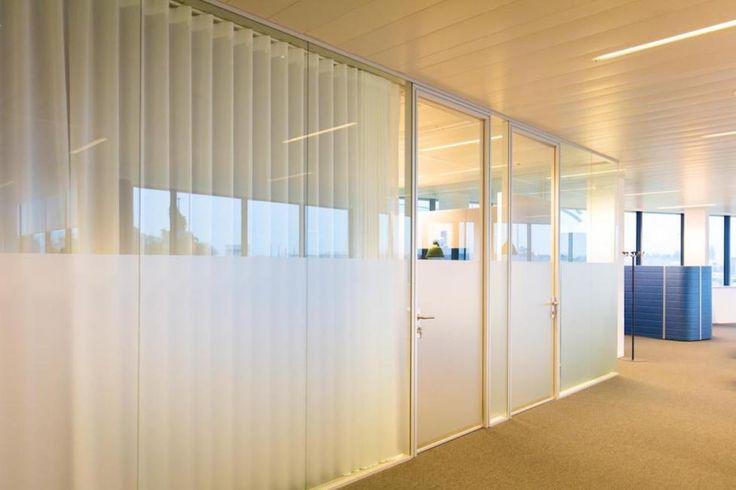 Kantoorwanden opbouw parois de bureau montées office walls