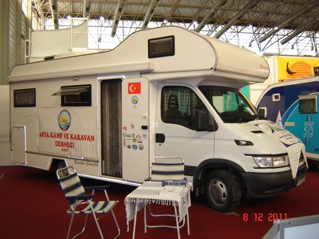 #van #camping #nature #tourism  That's our dream - drive around Turkey in a camper van! :)