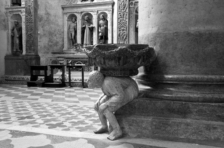 SANT'ANASTASIA - Verona  - Pinned by Mak Khalaf chiesa di sant'anastasia a Veronaparticolari dell'interno - Italia. Performing Arts  by nikkor80