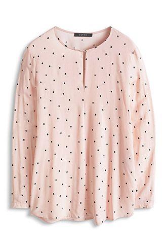 Esprit / fluent blouse