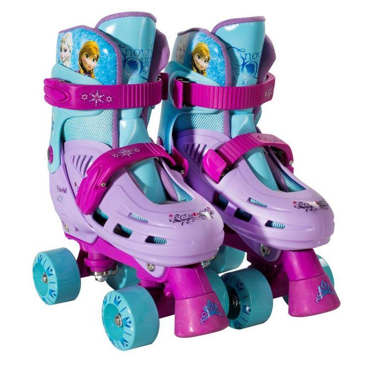 Disney Frozen Size 1 4 Kids Classic Quad Roller Skates