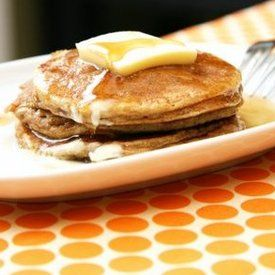 Homemade Baby Food: Sweet Potato Pancakes for 12-18 Months, from NurtureBaby.com