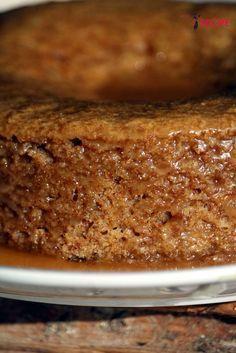 Mon dieu de mon dieu de mon dieu que ce gâteau est bon! Incroyablement moelleux, un goût prononcé de vanille, fondant, sucré... un délice! M...