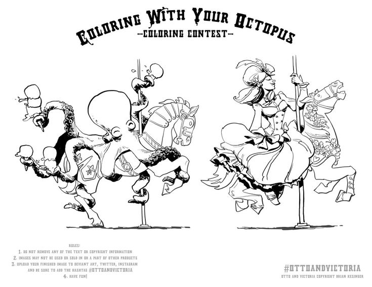 The 17 Best Images About Coloring Pages On Pinterest Flower - coloring page of a carousel