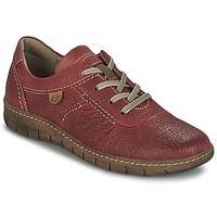 Shoes Női Oxford cipők Josef Seibel STEFFI 07 Kármin