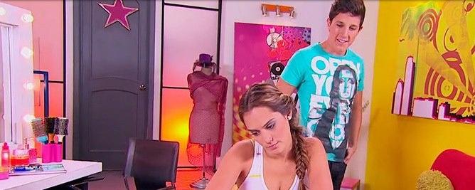Susana inicia el 2013 con mucho desorden, por lo que Andrés decide ayudarle y le da varios trucos para que no olvide nada de lo que debe hacer durante el año.