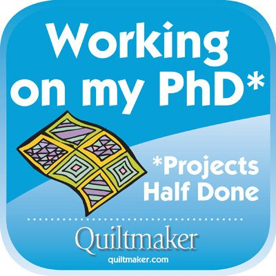 Working on my PhD