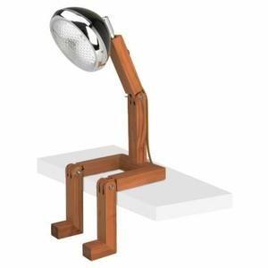 Lampe de bureau articulée Bonhomme - Achat / Vente Lampe de bureau articulée B... - Cdiscount