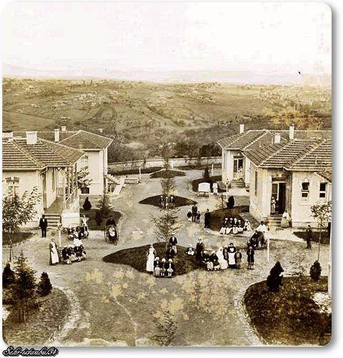 Şişli Etfal Çocuk Hastanesi - 1906