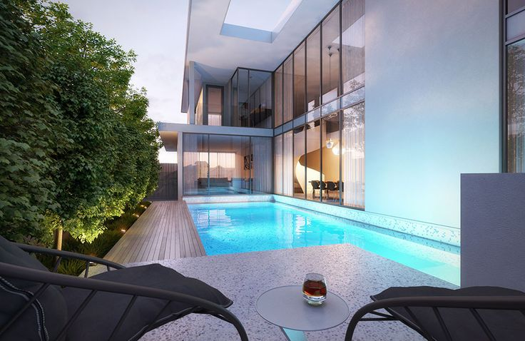 See the gallery of our custom designed luxury homes built in Melbourne