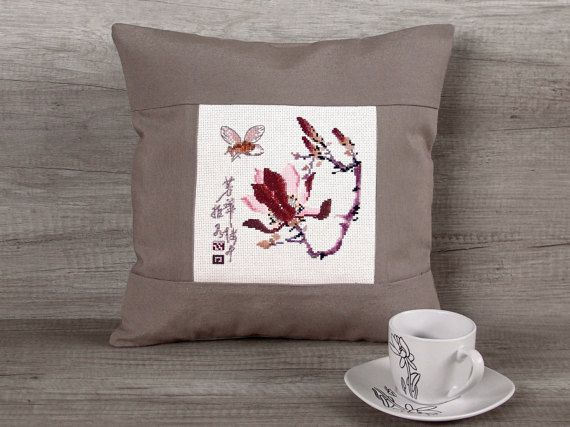 Check out this item in my Etsy shop https://www.etsy.com/listing/271689436/asian-decorative-pillow-cover-japanese