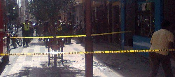 Un sismo perturbó las actividades en Ambato