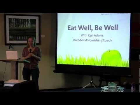 Keri Adams - Nutrition & Healthy Eating - YouTube