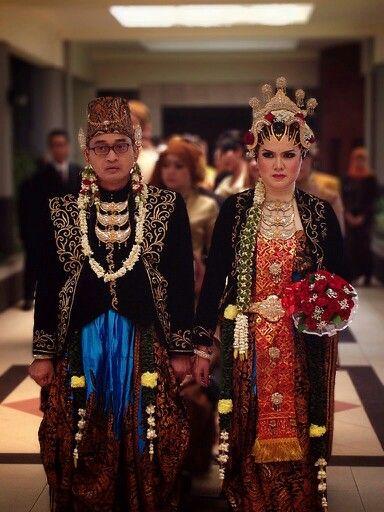 Classic Javanese Wedding