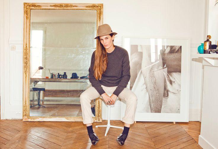 Как одеваются дизайнеры: Личный стиль Марии Маро