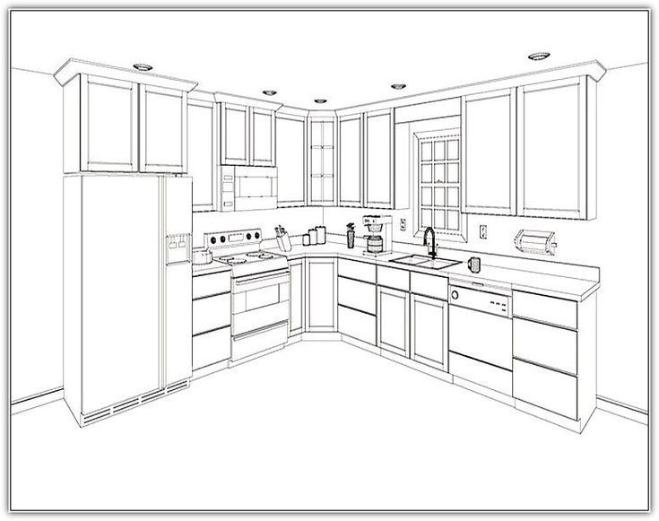 Armoires De Cuisine Agencement Design Armoires De Cuisine L Cabinet Cabinets Cla Kitchen Cabinet Layout Kitchen Cabinets Design Layout Online Kitchen Design