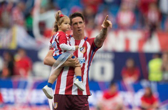 Fernando Torres y Elsa Torres