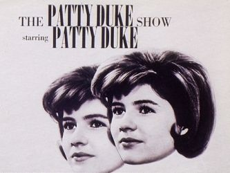 "The Patty Duke Show - ""They laugh alike, they walk alike, at times they even talk alike--you can lose your mind, when cousins are two of a kind!"""