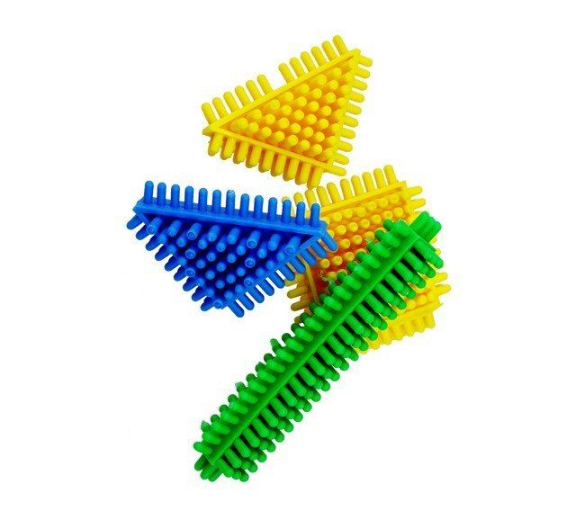 1970 Plastic Building Blocks For Toddlers Building Block