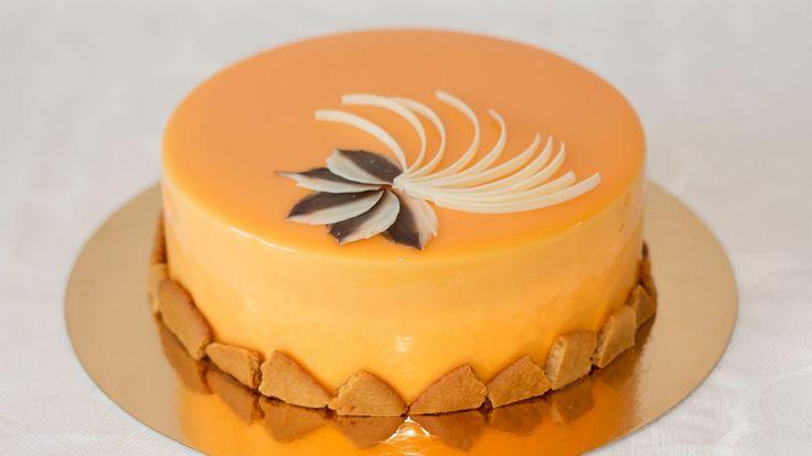 Медовик муссовый или медовый торт по-новому| Honey Mousse Cake Recipe